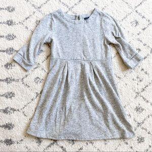 Gap Grey marled Dress